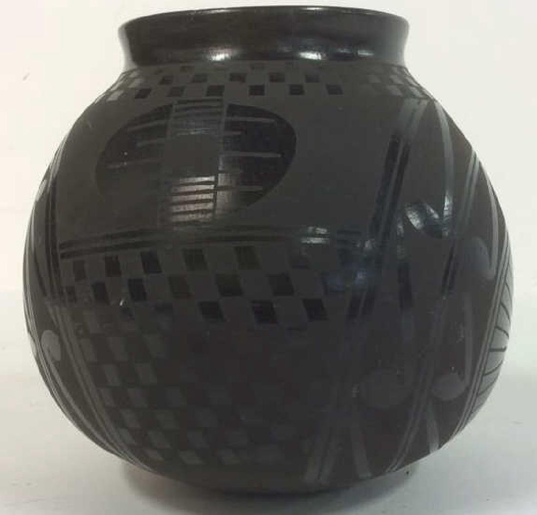 Signed David Ortiz Mexico SW Pottery