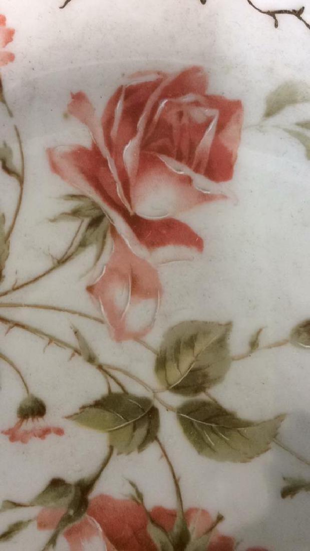 Group Antique Signed Marked Porcelain Plates - 10