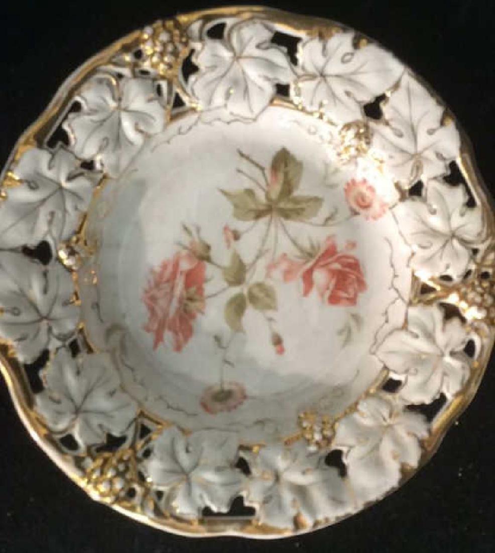 Group Antique Signed Marked Porcelain Plates - 7