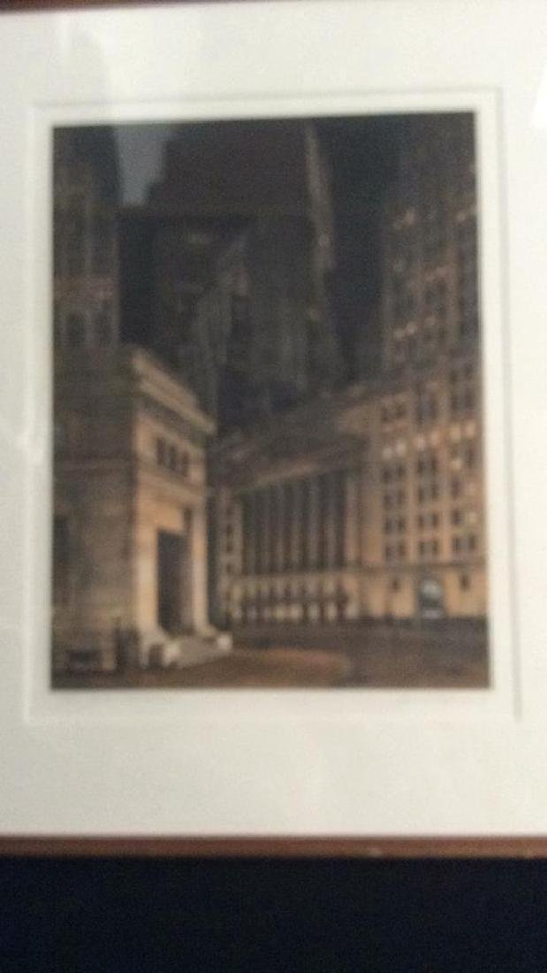 Frederick MERSHIMER NY Stock Exchange Etching - 8