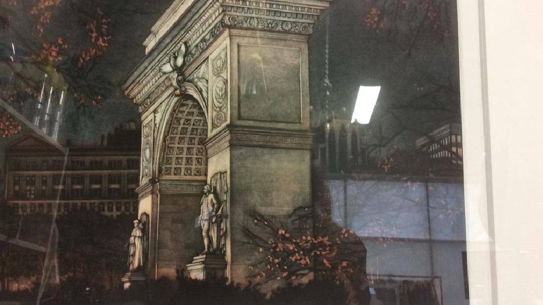 Frederick MERSHIMER Washington Square Arch - 6