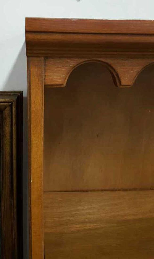 Maple Hutch Display and Storage Maple Hutch Display and - 7