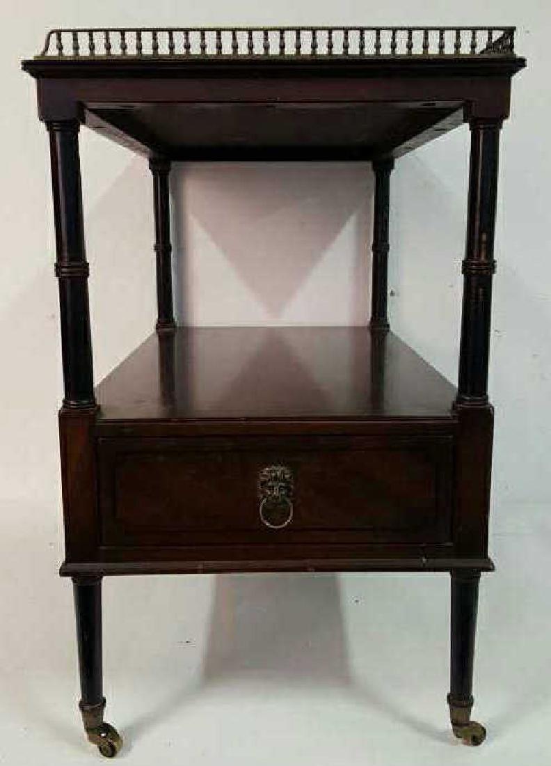Beacon Hill Collection Mahogany End Table Beacon Hill - 4