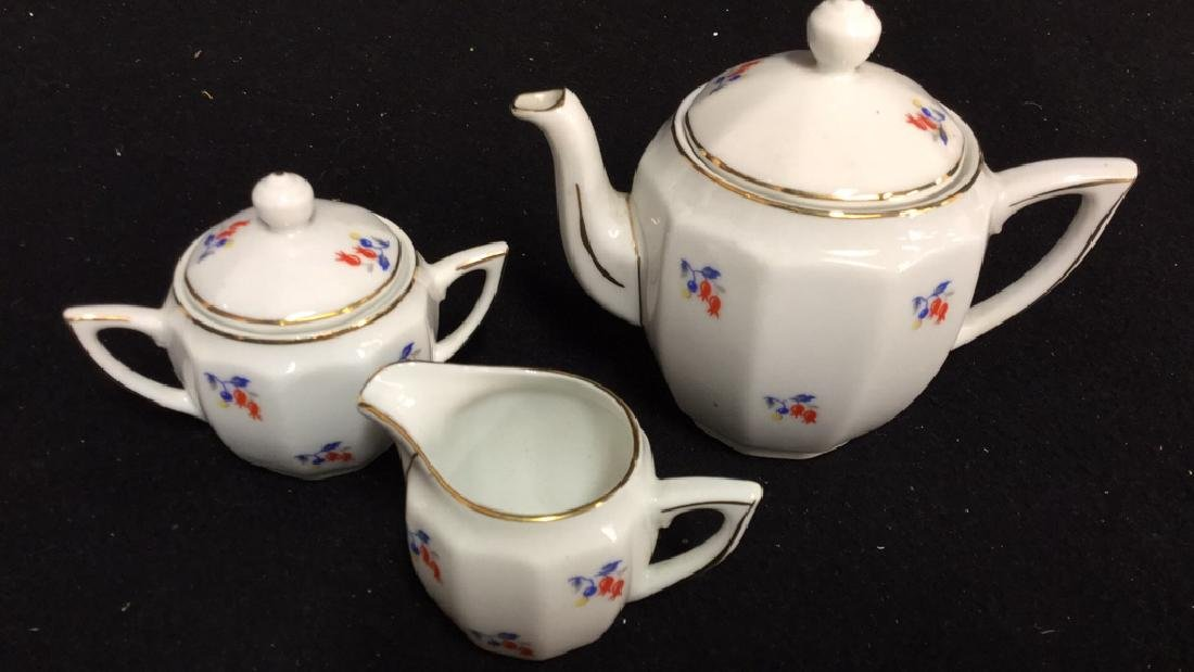 Pair of Alka Porcelain Candlestick Holders & More 2 - 6
