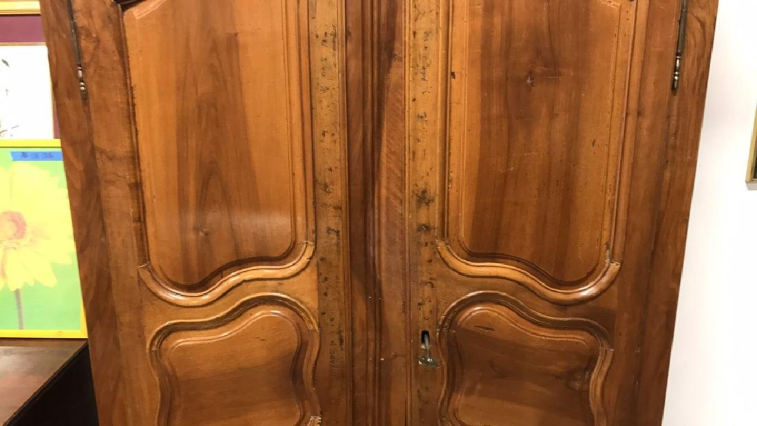 Antique French Walnut  Armoire Antique French Walnut - 3