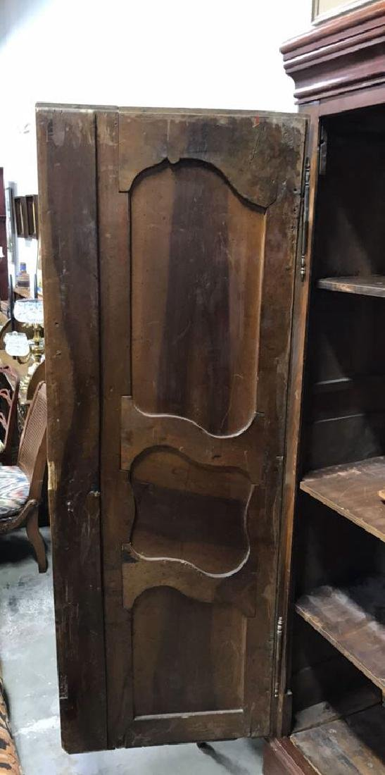 Antique French Walnut  Armoire Antique French Walnut - 8