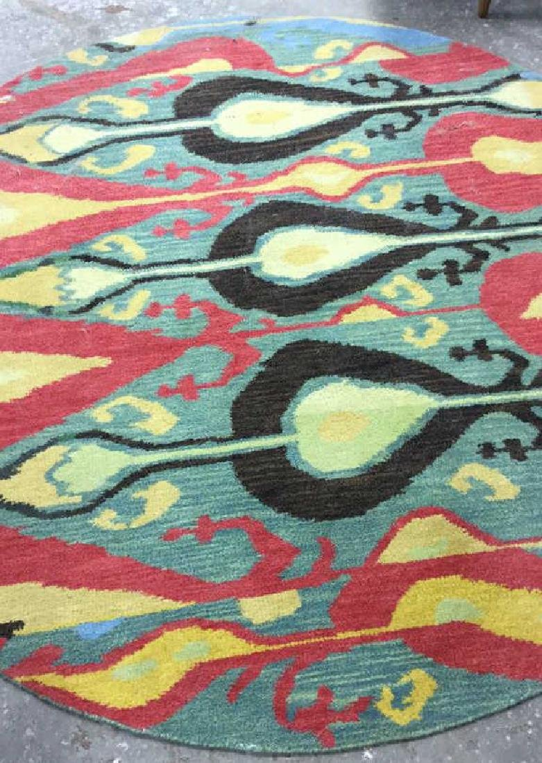 Safavieh Ikat Collection Wool Rug Colorful rug by - 6