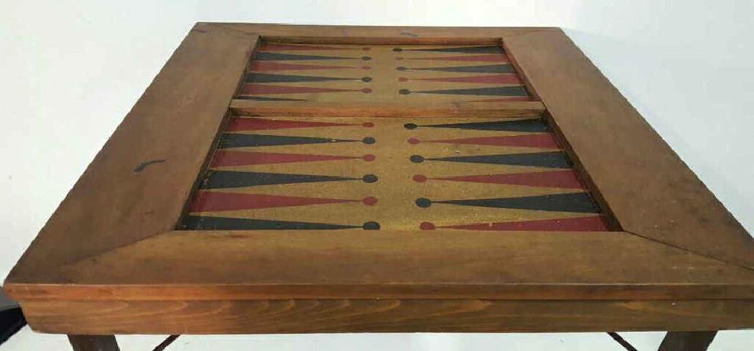 Backgammon Table Board Backgammon Table Board, table - 2