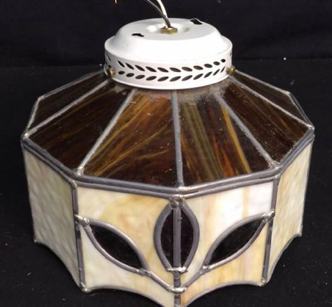 Slag Glass Ceiling Fan Cover Ceiling fan /light cover,