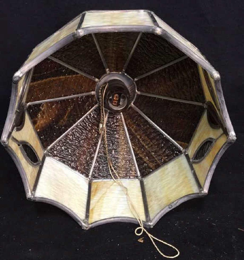 Slag Glass Ceiling Fan Cover Ceiling fan /light cover, - 5