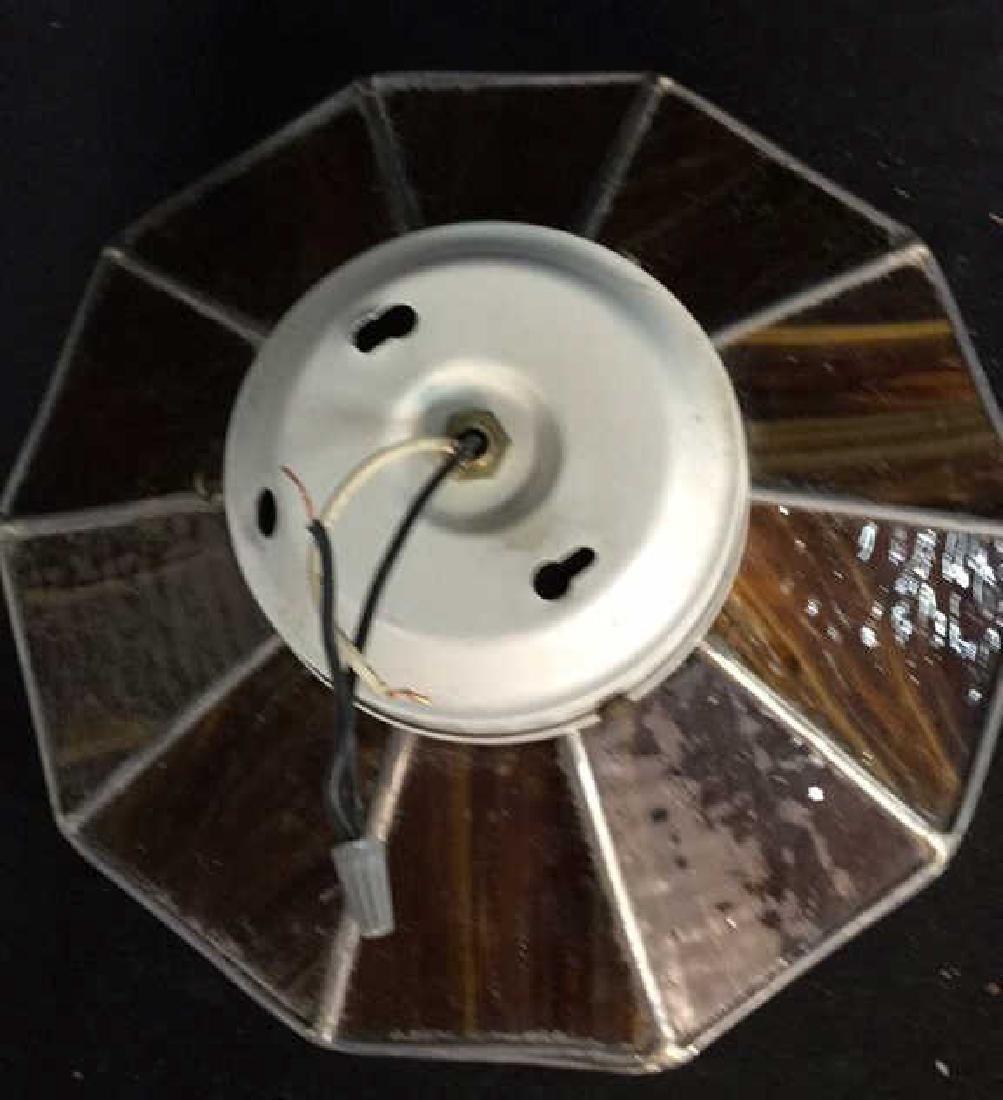 Slag Glass Ceiling Fan Cover Ceiling fan /light cover, - 7