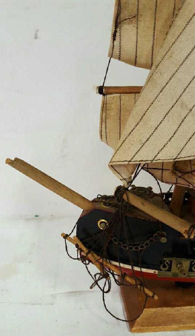 Bergantin Siglo XVIII Model Boat Bergantin Siglo XVIII - 5