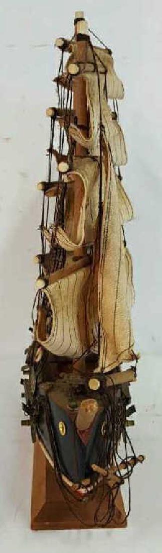Bergantin Siglo XVIII Model Boat Bergantin Siglo XVIII - 6