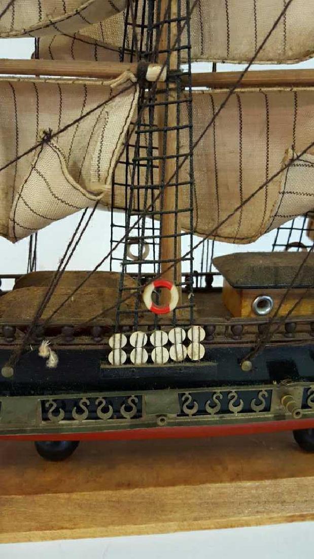 Bergantin Siglo XVIII Model Boat Bergantin Siglo XVIII - 8