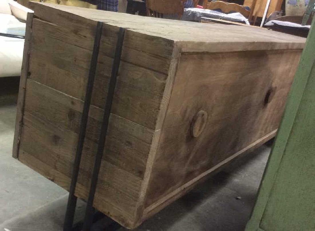 COUNTRY WILLOW New Rustic Style Credenza Well made, - 7