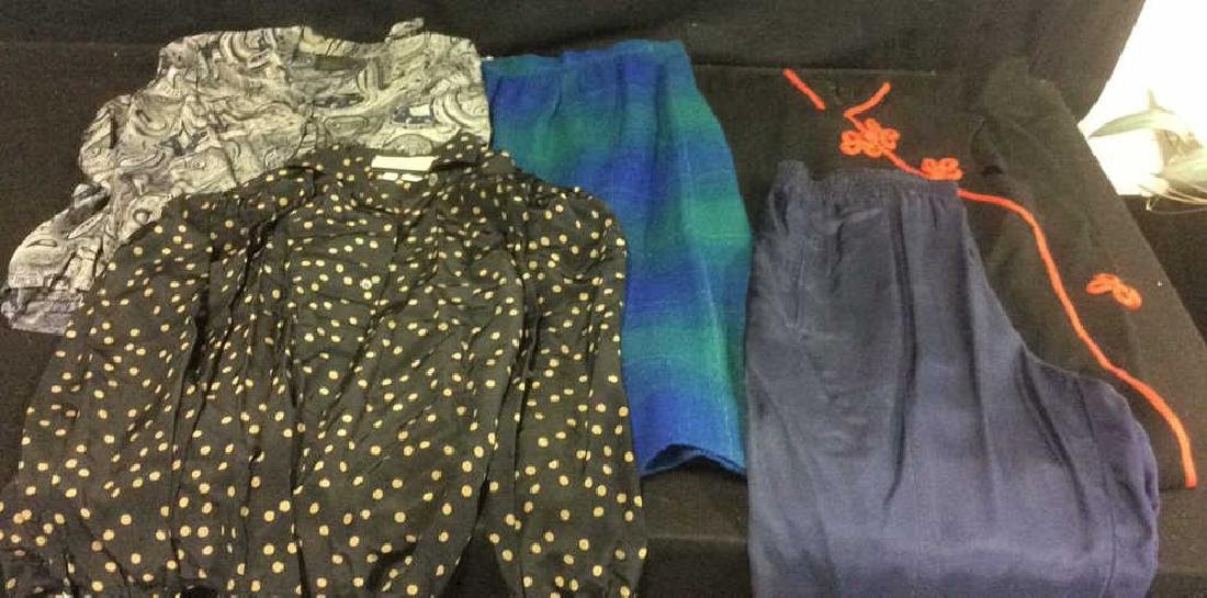 Group of Women's Vintage Designer Clothing Group of 5 - 2