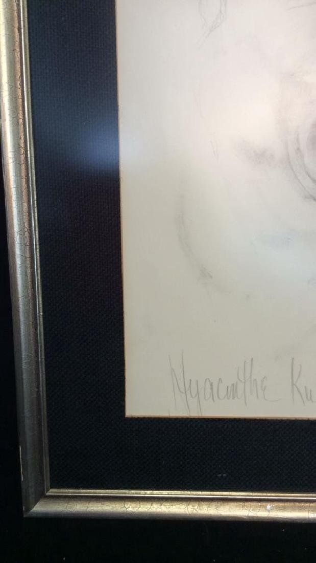 Hyacinthe Kuller AP Boyhood Artwork Artists Proof - 3