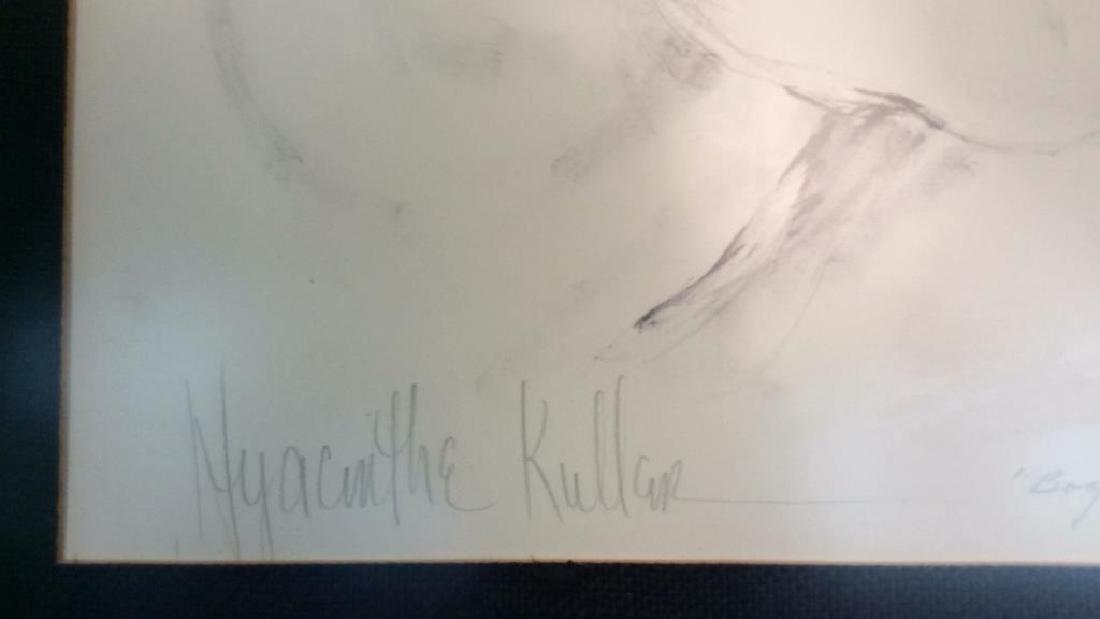 Hyacinthe Kuller AP Boyhood Artwork Artists Proof - 4