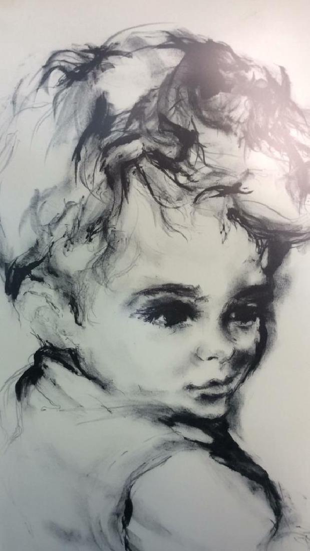 Hyacinthe Kuller AP Boyhood Artwork Artists Proof - 6