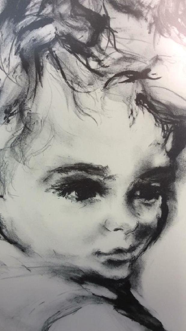 Hyacinthe Kuller AP Boyhood Artwork Artists Proof - 8