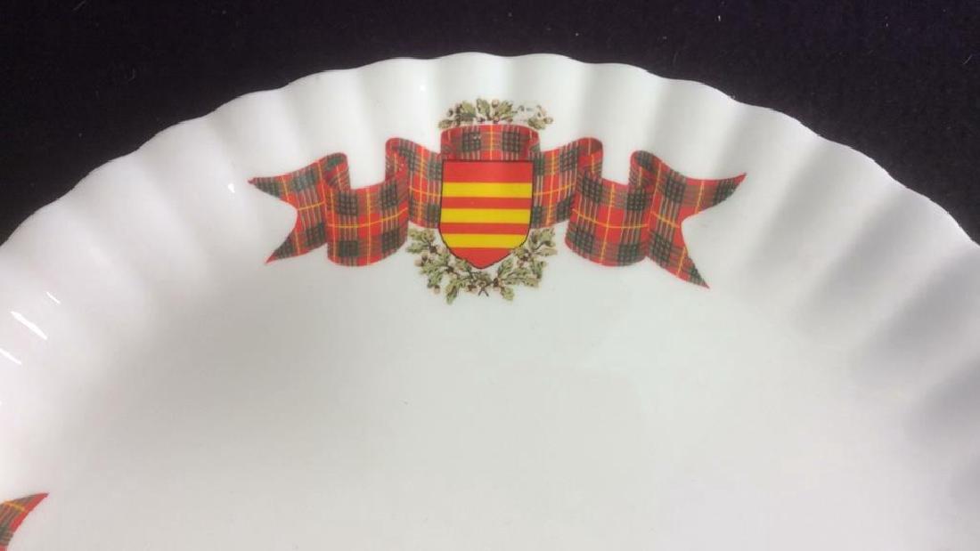 Group Scottish Theme Bone China Lot includes Handled - 2