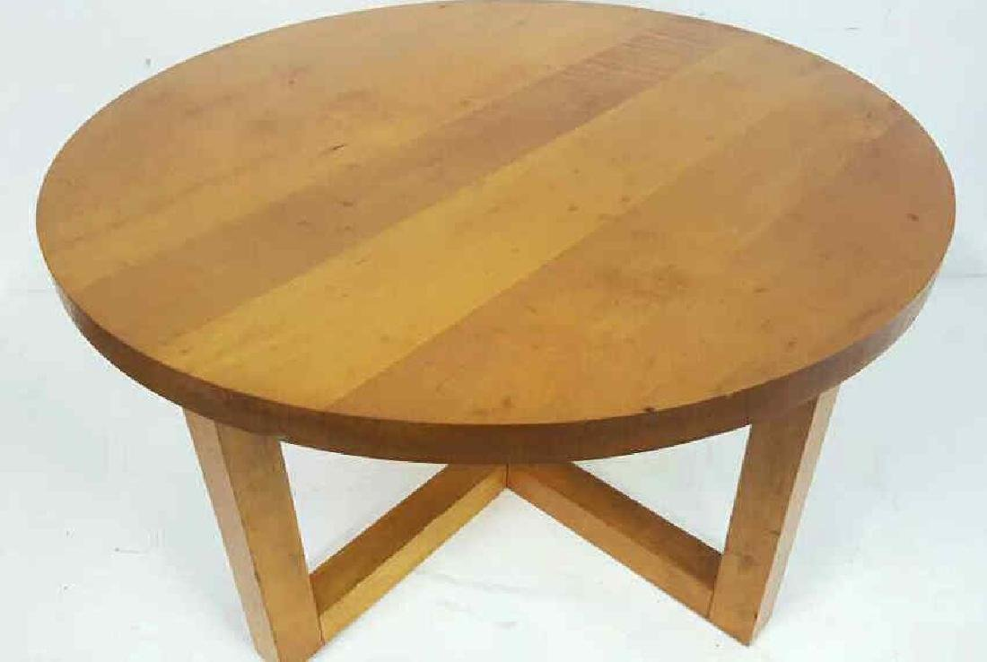 Wooden End Table Wooden End Table, professionally