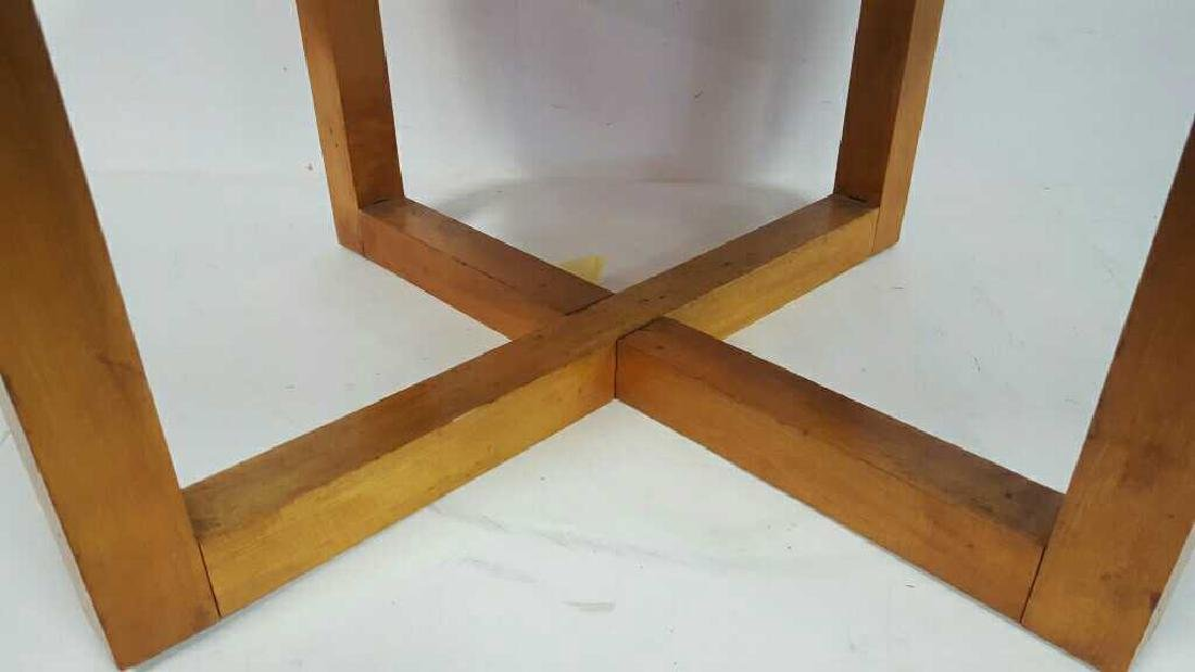 Wooden End Table Wooden End Table, professionally - 3