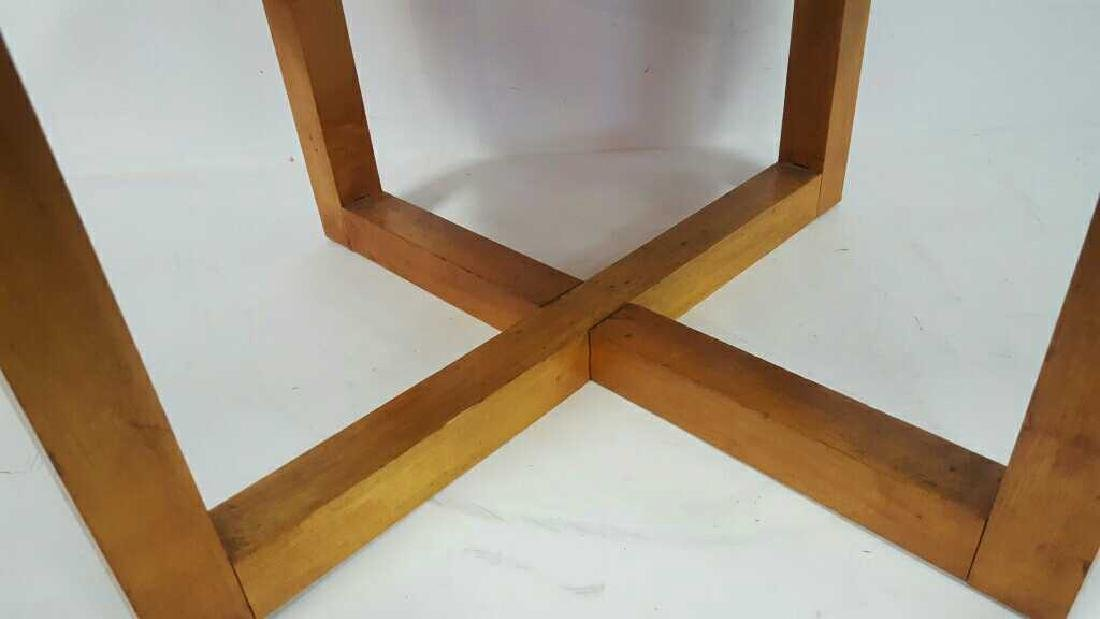 Wooden End Table Wooden End Table, professionally - 4