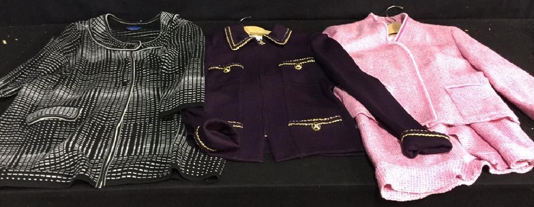 Ladies Designer Clothing St John & More Designer ladies