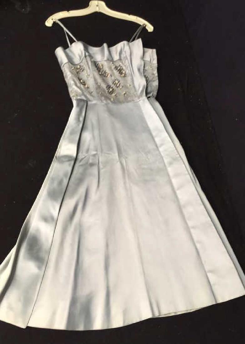Vintage Ladies Dress Harvey Berlin Strapless vintage