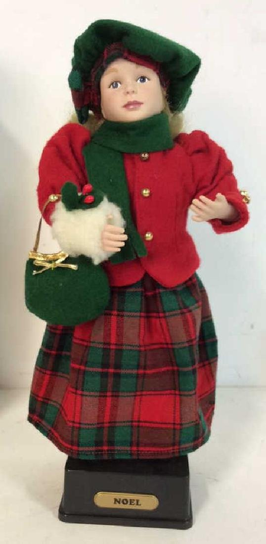 Collectible Priceline Costumed Singing Doll Singing - 3