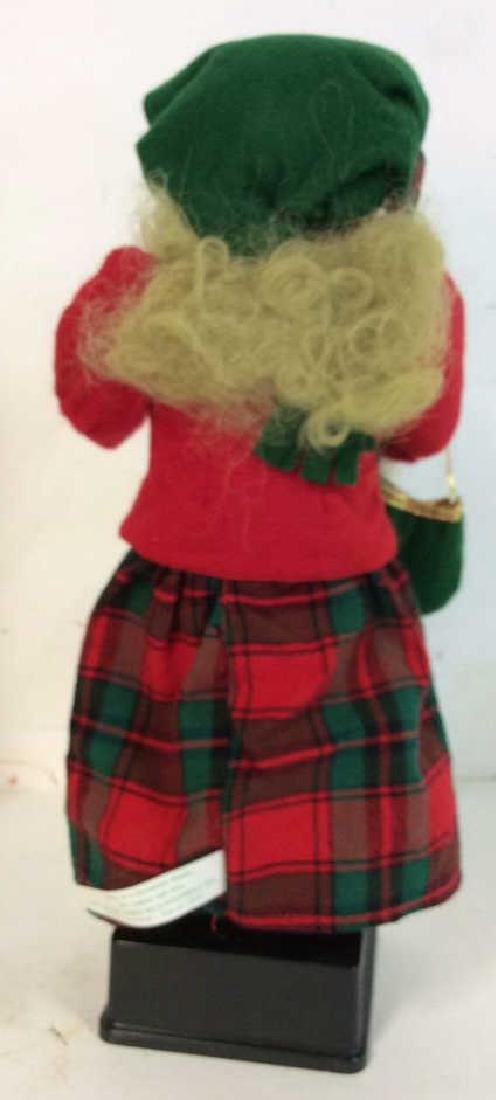 Collectible Priceline Costumed Singing Doll Singing - 7