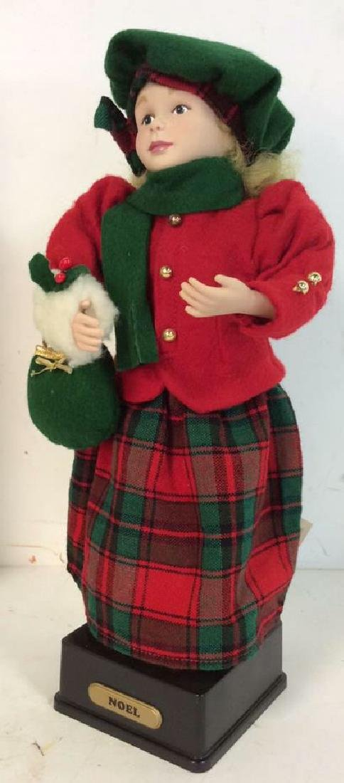 Collectible Priceline Costumed Singing Doll Singing - 9
