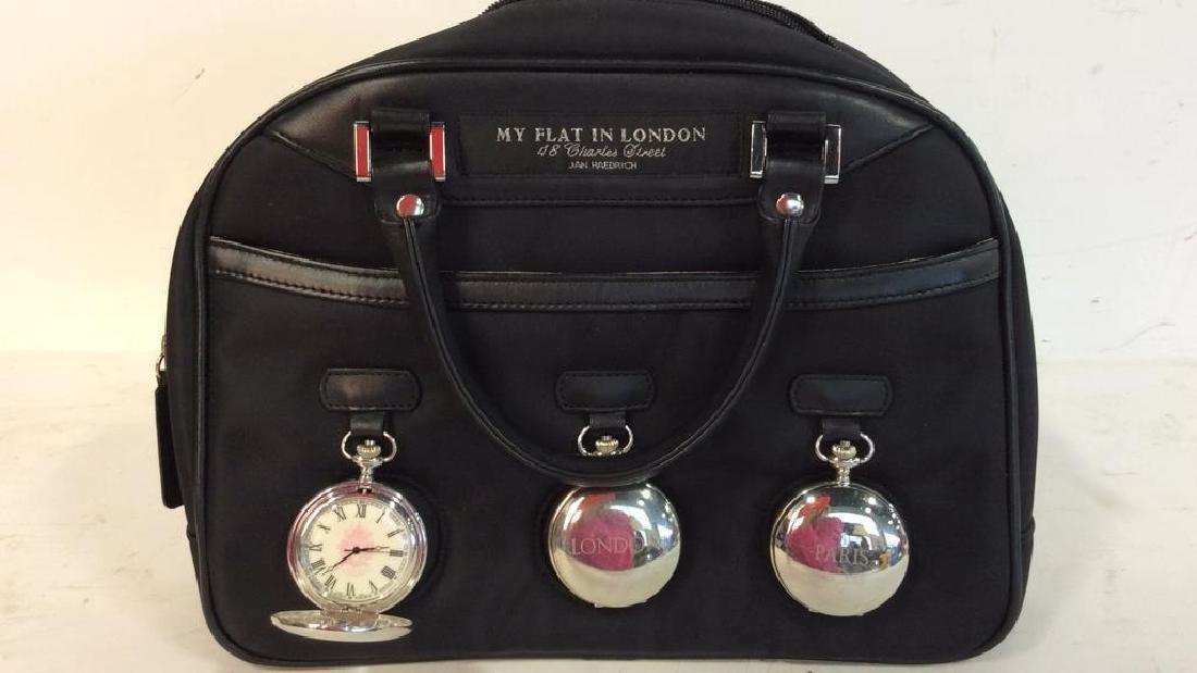 My Flat In London  Jan Haedrich Pocketbook Pocket book