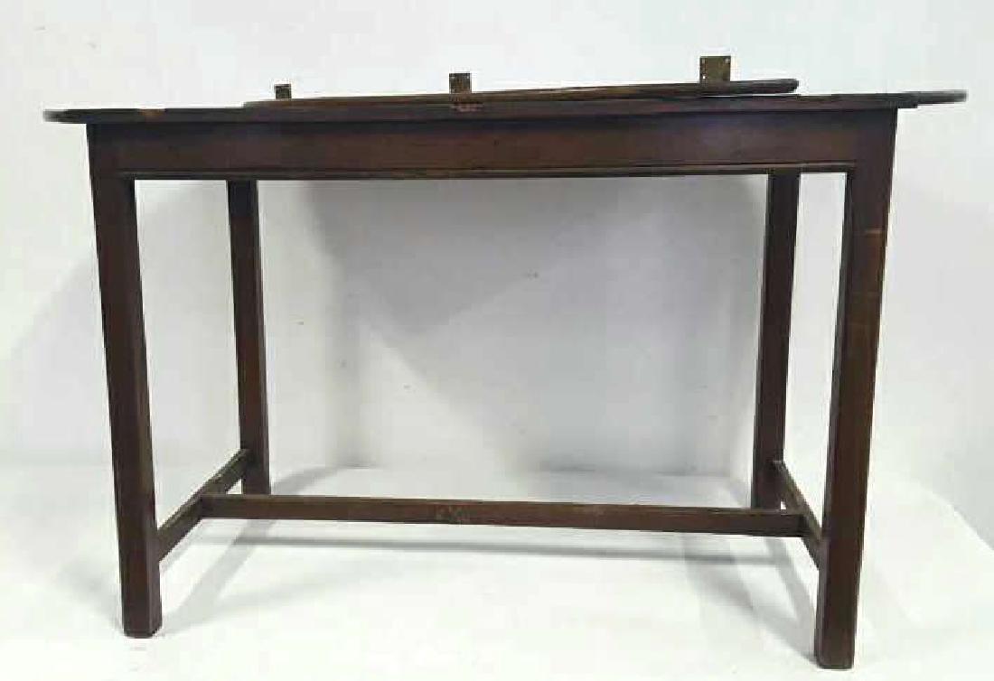 Vintage Butler Drop Leaf Table Vintage Butler Drop Leaf