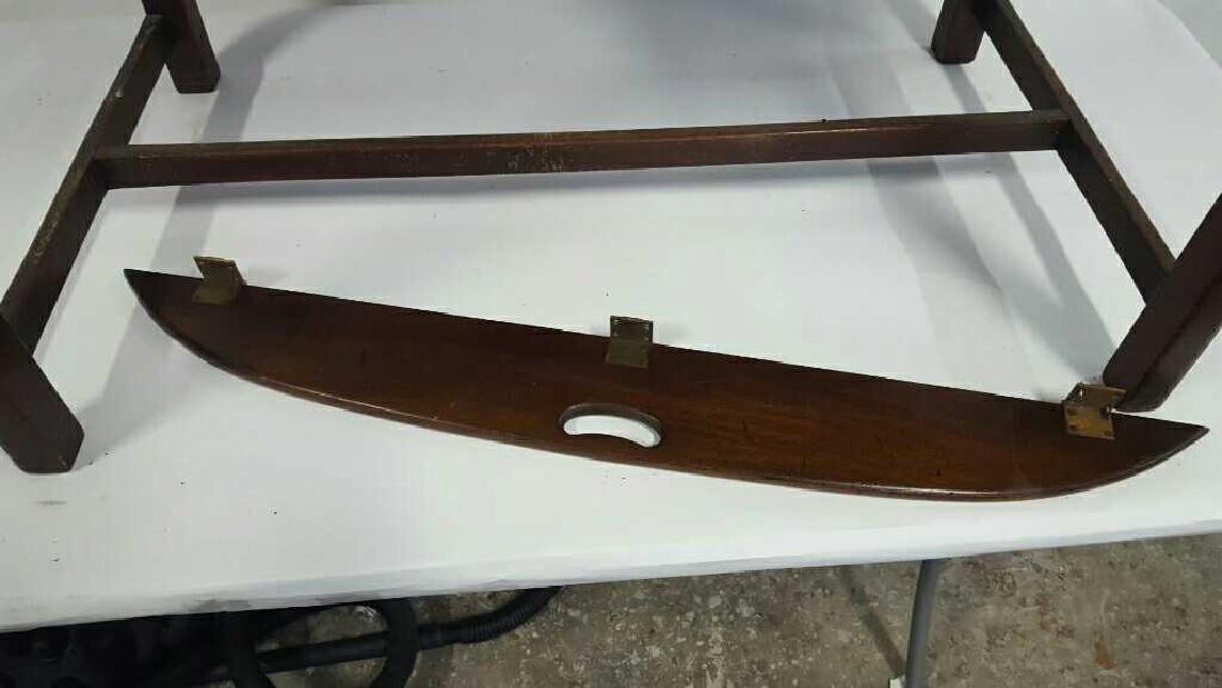 Vintage Butler Drop Leaf Table Vintage Butler Drop Leaf - 2