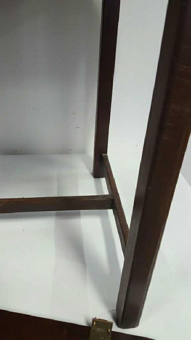 Vintage Butler Drop Leaf Table Vintage Butler Drop Leaf - 5