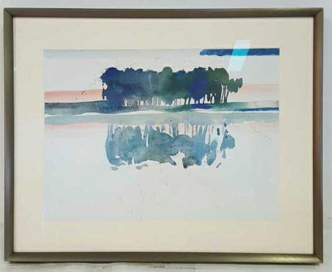 Abstract Forrest Print Abstract Forrest Print, mostly