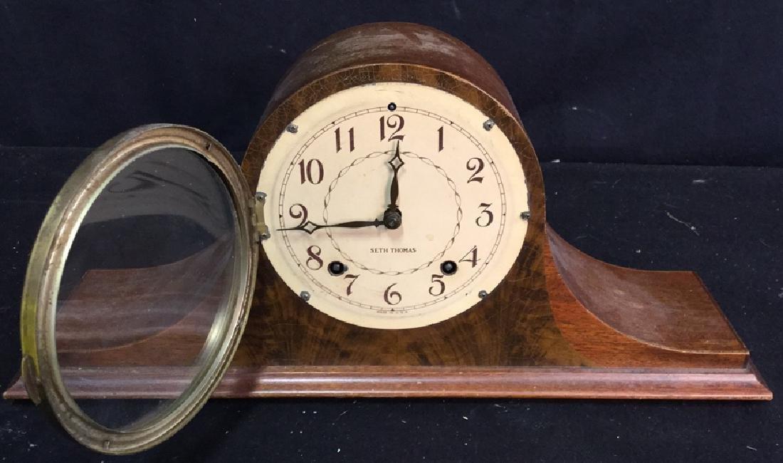 Vintage Seth Thomas Mantel Clock Seth Thomas vintage
