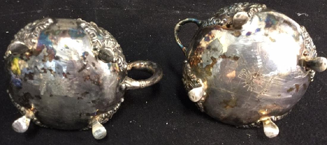 Assorted Silver Plate And Other Tabletops Decorative - 3