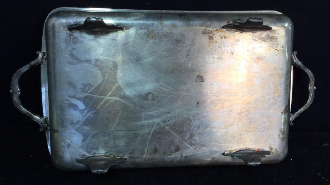 Assorted Silver Plate And Other Tabletops Decorative - 9