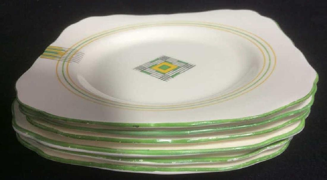 Group Vintage Glass And Porcelain Table Top Lot of - 6