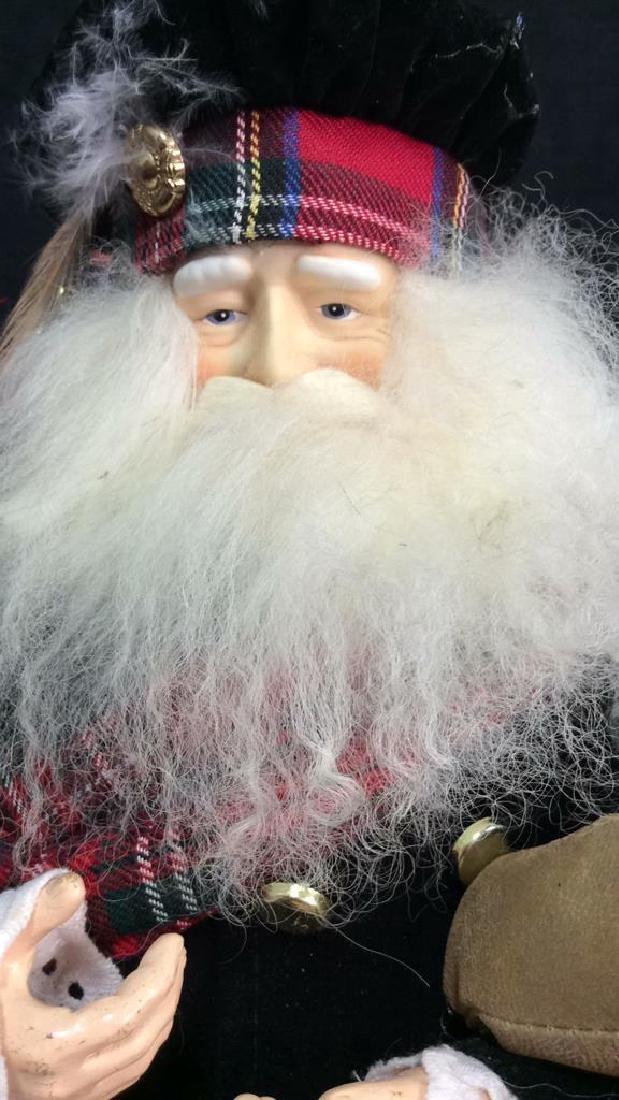 St Nicholas Square Spirit of Santa Collectible Scottish - 5