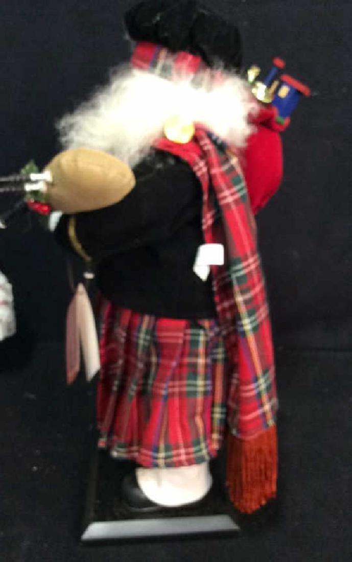 St Nicholas Square Spirit of Santa Collectible Scottish - 6