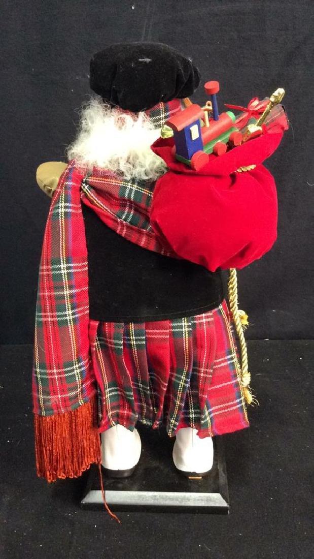 St Nicholas Square Spirit of Santa Collectible Scottish - 7