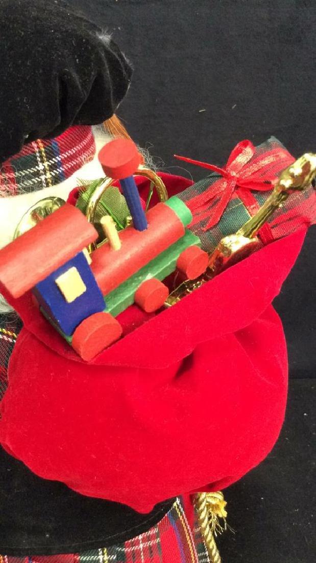 St Nicholas Square Spirit of Santa Collectible Scottish - 8