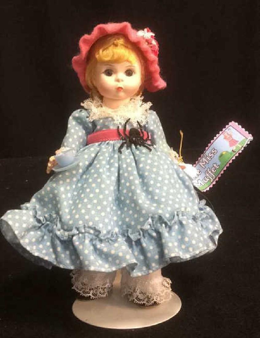 Vintage Porcelain Little Miss Muffet Doll Vintage