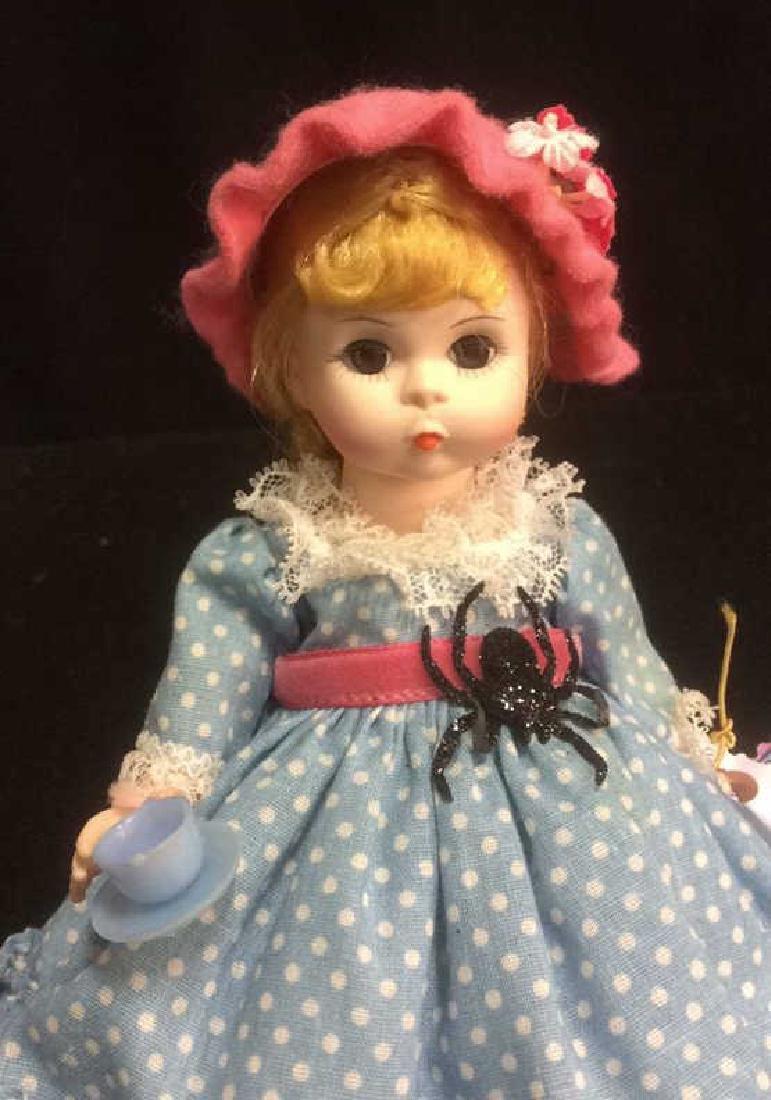 Vintage Porcelain Little Miss Muffet Doll Vintage - 2
