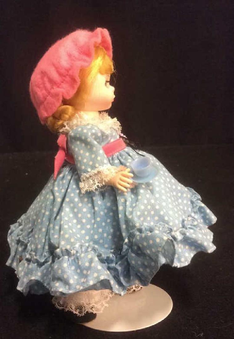 Vintage Porcelain Little Miss Muffet Doll Vintage - 3