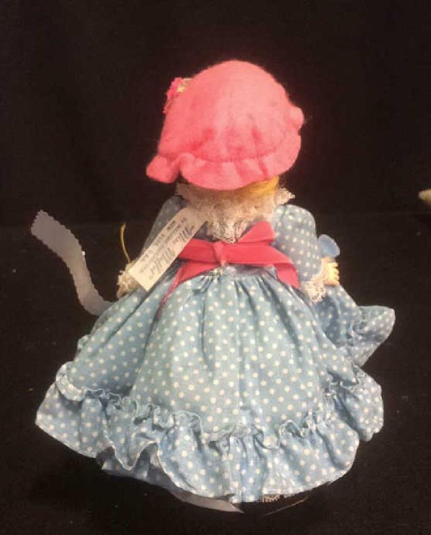 Vintage Porcelain Little Miss Muffet Doll Vintage - 4